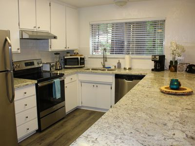 Photo for Beautifully remodeled mountain getaway!