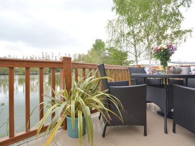 Photo for 2 bedroom Log Cabin in Tattershall Lakes - 50360