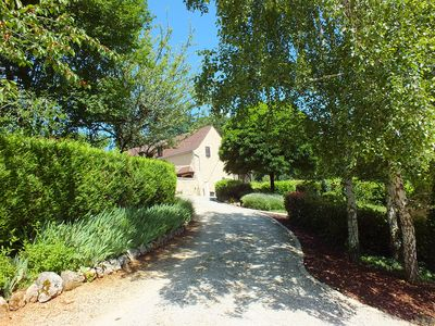 Photo for Brand new listing for 2019 secluded villa in the heart of the Dordogne