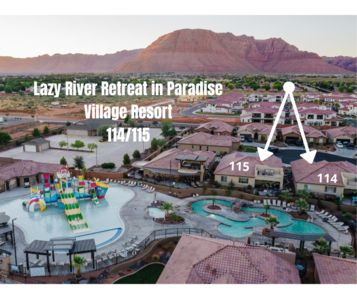 Photo for Paradise Village 114/115| Sleeps 42 guests, 2 Private Hot Tubs, and 2 Ping Pong Tables