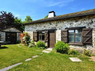 Photo for Picturesque little farmhouse, modernised, with a very big and beautiful garden