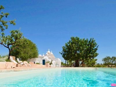 Photo for Trulli whit private Pool