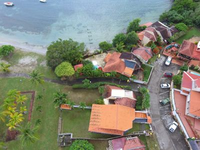 Photo for Exotic and Fully renovated home with private beach and gated community