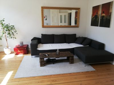 Photo for Old apartment in the heart of St. Pauli