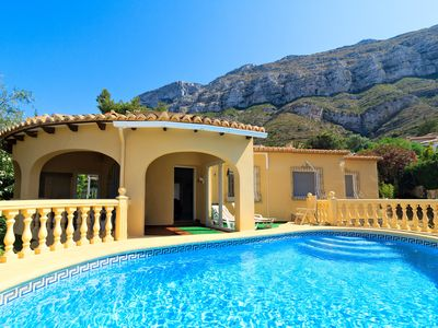 Photo for Villa with private pool, sea view, and 1 well-being pack offered.