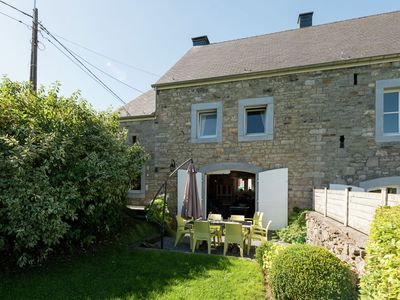 Photo for In the quaintness of a hamlet, come discover this cosy house with vaulted sauna!