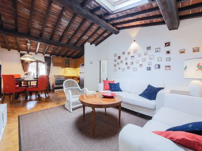 Photo for New 2 Bedroom Apartments in the best historical center area of Florence