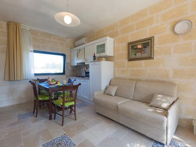 Photo for Comfortable accommodation surrounded by centuries-old olive trees a few steps from the historic center and the sea of the white city