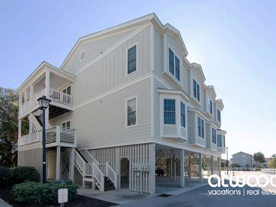 Photo for The Retreat 7A-Updated Condo w/ Ocean Views/Free Pool Access/Minutes to Beach