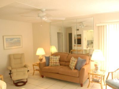 Photo for Siesta Beach House #101 Ground Floor, End Unit