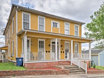 Photo for NEW! Charming Apartment w/ Views of Historic Macon