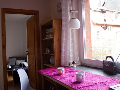 Photo for Cozy downtown apartment: Lüneburg city escape