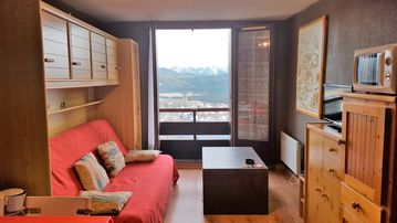 Estagnol Ski Lift, Porte-Puymorens, France