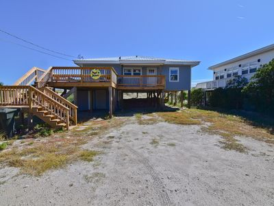 Photo for Dot's Spot - Renovated Oceanfront Beach Cottage.