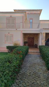 Photo for A stunning 3 bed Villa  in a quiet area 5 mins from the beach and close to GUIA,