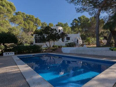 Photo for Casa Rosa - House with 3 bedrooms, big private pool and wonderful sea views