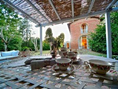 Photo for Casale Giovannelli - elegant Villa with pool in Tuscany
