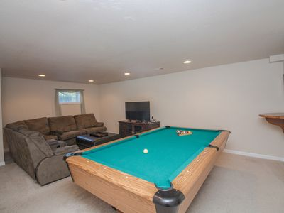 Photo for 4VIL: Bear Trap 4BR Rowhome w/ Pool Table & 2 Masters | Steps to Amenities