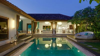 Photo for Nice 4 bedroom seminyak villa