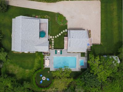 Photo for Brand New 6 Bedroom / 4 Bath Family Compound with Salt Water Pool (with video)