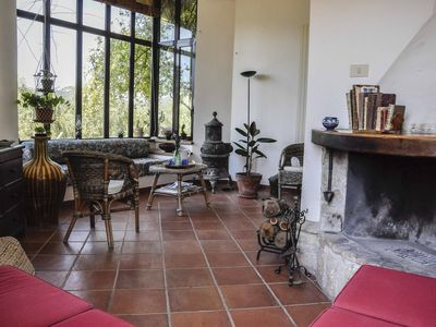 Photo for Villa Nèfisi, three bedrooms, large spaces and garden