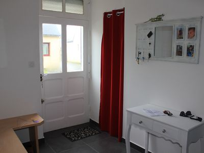 Photo for Nice family house near the sea and beach pors Scarn (sleeps 8)