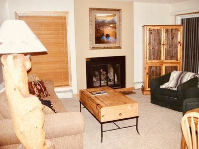 Photo for Only 5 minutes to lifts! Perfect for families with heated pool and hot tubs