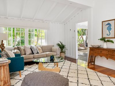 Photo for A PERFECT STAY – San Juan Surfers Cottage - the essence of Byron surfing lifesty