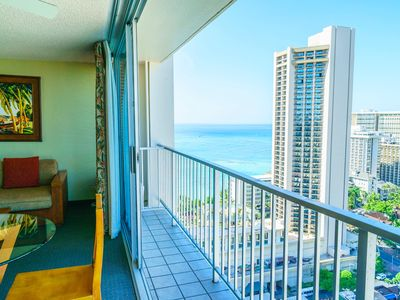 Photo for 29th High Floor Great Panoramic Ocean View!! Pacific Monarch