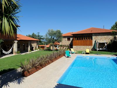 Photo for Luxury 5 bedrooms villa with private pool