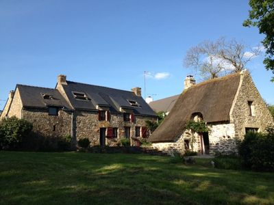 Photo for Beautiful cottage-style home in the south of Brittany