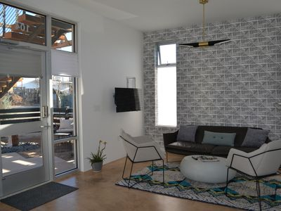 Photo for Modern apartment, next to Santa Fe downtown (104)