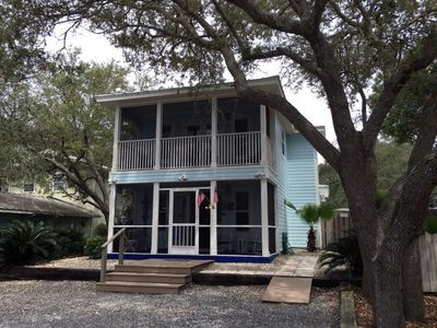 Photo for 15%off Fall discount 3 ngt mins Blue Crab 4 bed 3.5 bath pool Grayton Beach