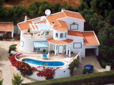 Photo for *NEW Luxury Private Villa -  Heated Pool - WiFi - BBQ - Sea Views