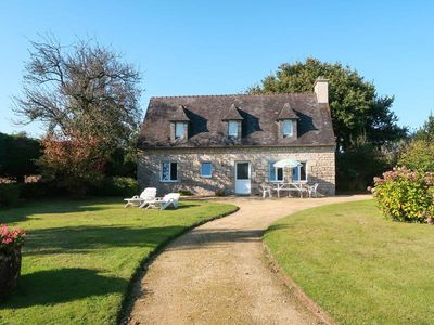 Photo for Vacation home in Sizun, Finistère - 5 persons, 2 bedrooms