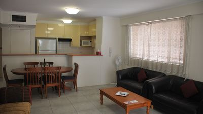 Photo for Pitt St Large 2 Bedroom Apartment with Balcony