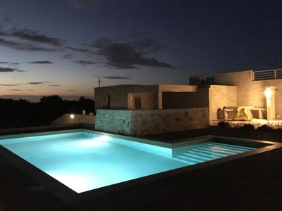 Photo for Vacation home villa pietra pool  in Ugento, Puglia - Salento - 6 persons, 4 bedrooms