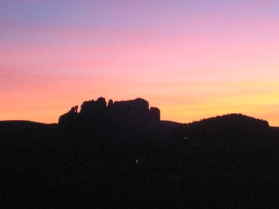 Photo for Stay in the Wilderness of the Red Rocks @ our Spirits of SEDONA home