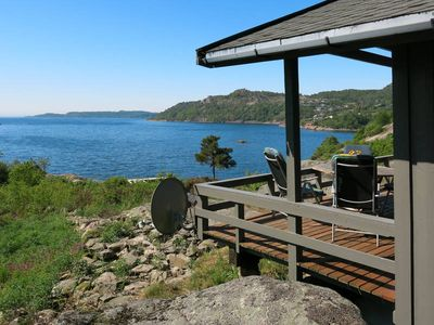 Photo for Vacation home Jannebu  in Lyngdal, Southern Norway - 5 persons, 2 bedrooms
