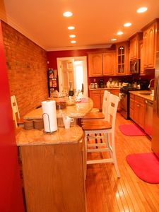 Photo for 5% DISCOUNT ON ALL BOOKINGS! Beautiful Home in DC 6BR 3.5BA+Free Parking Passes