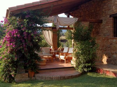 Photo for Luxury and charm in La Vera. 5 star CR. Full rental 12-15 people