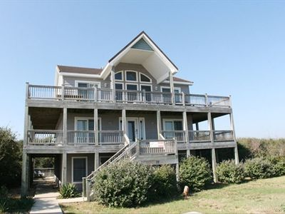 Photo for 'Park Place' SemiOceanfront 7 BR, Pool, Hot Tub, Sleeps 20