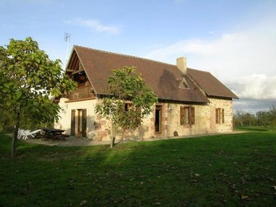 Photo for Gite Haut-Bocage-Maillet, 4 bedrooms, 10 persons