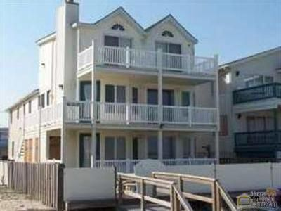 Photo for Deluxe 1st Floor Ocean Front Duplex located on the Beach