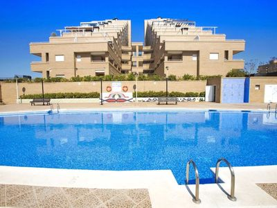 Photo for Apartment Lateral Mar in Oropesa del Mar - 4 persons, 2 bedrooms