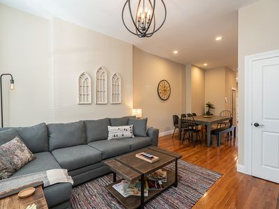 Photo for Luxurious 4 Floor Soulard Townhome
