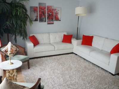 Photo for 5 MINUTES FROM DOWNTOWN, NEWLY FURNISHED,SMART HOME, TOP FLOOR, FREE PARKING