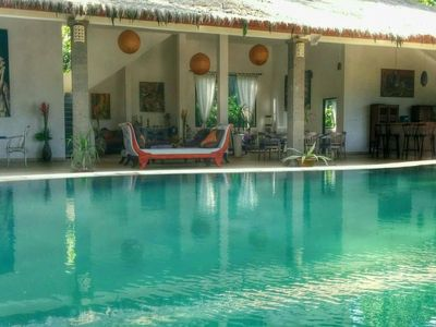 Photo for Healing Oasis, Jungle Views, Pool and Fruit Trees agoda