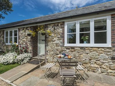 Photo for Dapple Cottage is a beautiful home-from-home, perfect for small groups.