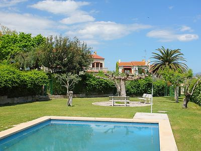 Photo for 3 bedroom Villa, sleeps 6 in Bellcaire d'Empordà with Pool and WiFi